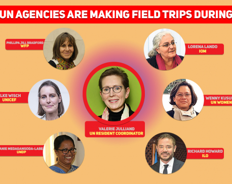 As COVID-19 rages on, UN agencies in Nepal spend millions in unnecessary field trips
