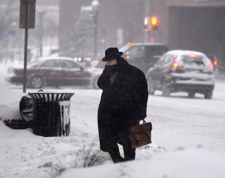 East Coast set for wickedly cold weekend of sub-zero temps