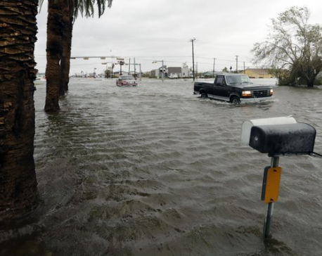 Harvey spins deeper inland; full scope of damage is unknown