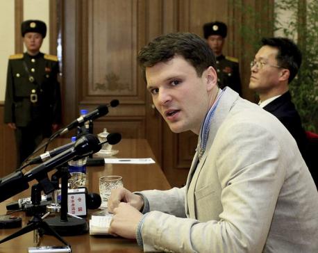 Tillerson: North Korea releases US college student
