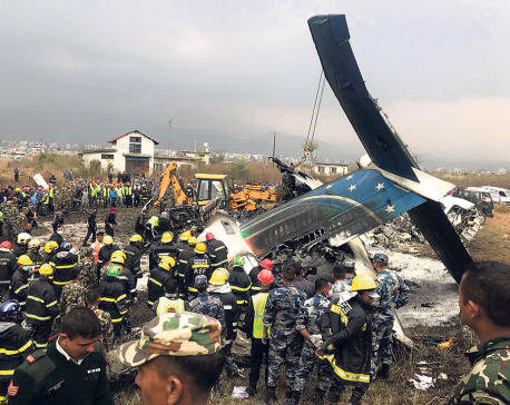 Delay in signing Montreal Convention affects air crash compensation