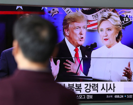 What Clinton and Trump said in their final presidential debate?