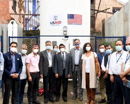 US provides additional support for urgent COVID-19 assistance in Nepal
