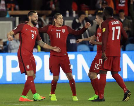 U.S. overrun Panama 4-0, boost 2018 qualification chances
