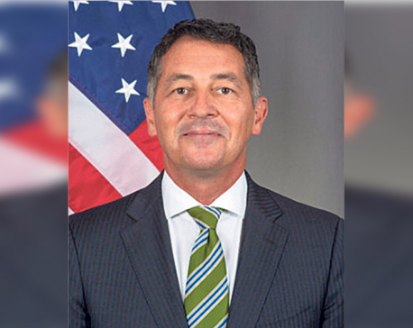 US wants to see Nepal's democratic institutions, constitutional process resolve parliament dissolution case: Ambassador Berry