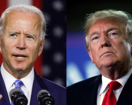 Trump and Biden clash sharply over pandemic in less chaotic final debate