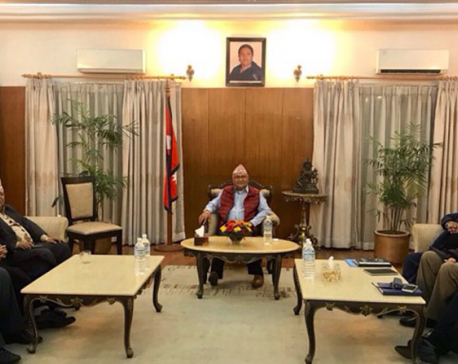 UML, MC likely to seal on unification deal, leaders' meeting underway
