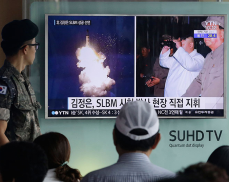 UN condemns 4 North Korean ballistic missile launches