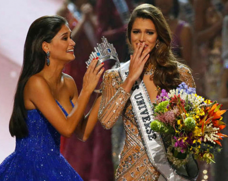 Miss France crowned Miss Universe in Philippines (photo feature)