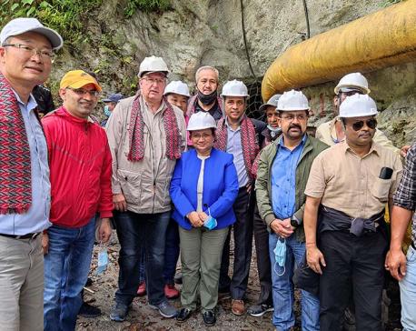 Locals demand immediate construction of Upper Arun Hydropower Project