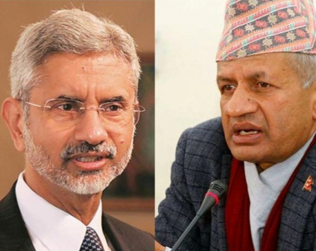 FM Gyawali asks his Indian counterpart to facilitate supply of COVID-19 vaccines