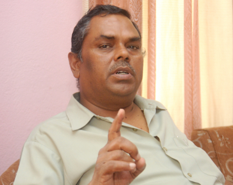 No alternative to amend constitution: Chairman Yadav