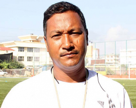 Nat'l football ex-captain Singh announces candidacy for ANFA vice prez