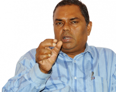 Agitation will continue until Madhesi agendas are addressed: Chairman Yadav