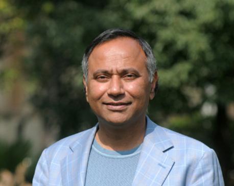 Upendra Mahato boycotts NRNA global conference alleging politicization