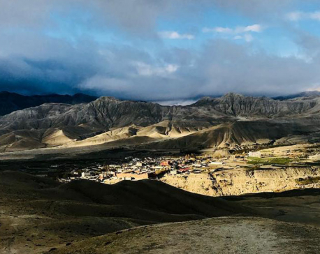 High-speed internet connectivity eases communication in Upper Mustang