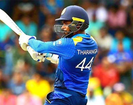 Bhairahawa Gladiators signs Upul Tharanga