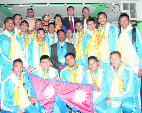 Nepali volleyball looking to achieve unfulfilled dream