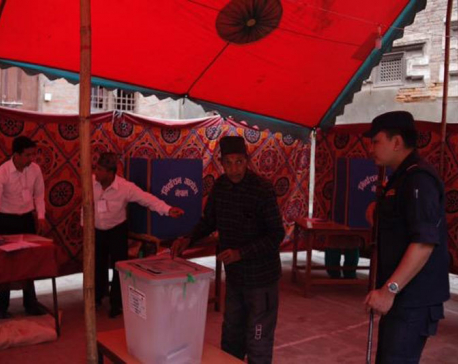 Voting commences under the first round of local polls