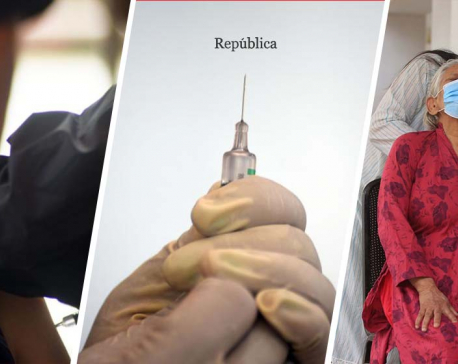 Elderlies receive shots of Vero Cell vaccine against COVID-19 (Photo feature)