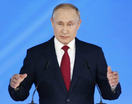 Putin seeks amendments to boost power of parliament, Cabinet
