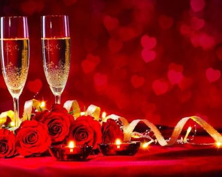Valentine offerings at Hyatt Regency