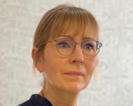 UN Resident Coordinator Valerie Julliand completes her term