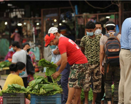 Food and vegetable shops inside Valley to be allowed to open everyday until 9:15 AM from Monday