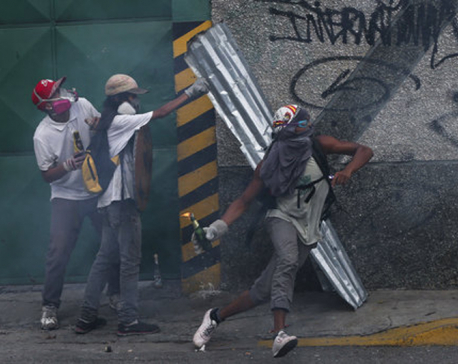 Venezuela's opposition seeks to keep pressure on Maduro