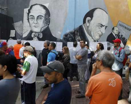 Turnout in Venezuela assembly vote another point of conflict