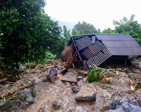 Floods and landslides kill 54, leave 39 missing in Vietnam