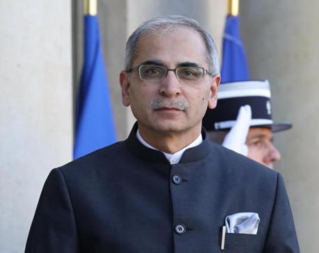 Vinay Mohan Kwatra named new Indian Ambassador to Nepal