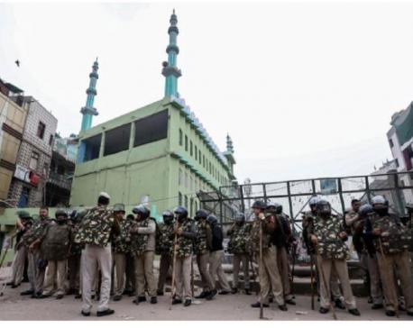Indian police arrest over 500 for Delhi sectarian violence