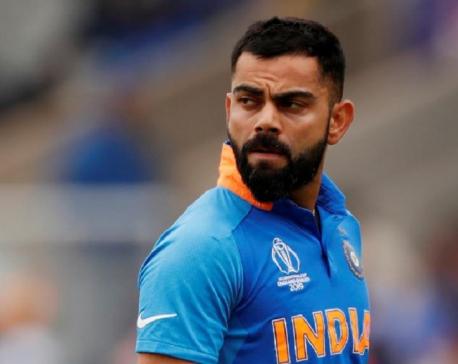 India captain Kohli no fan of four-day test concept
