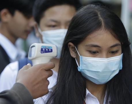 China tests millions amid new virus flare-ups