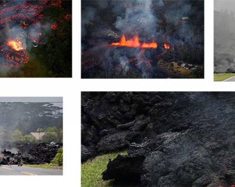 Hawaii volcano eruption destroys 35 facilities (with video)