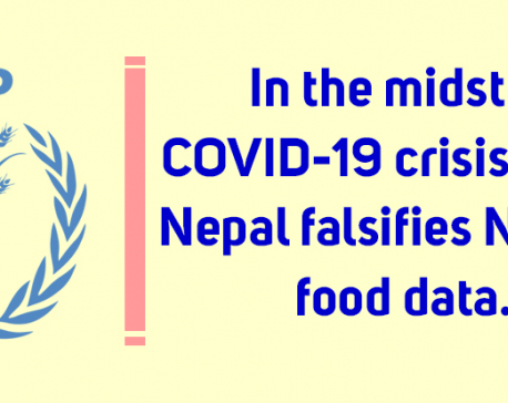 WFP reports on food security exaggerated: Nepal Government