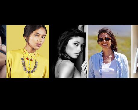 Nepal-born international artists