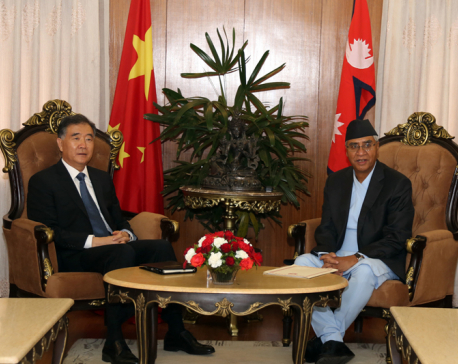PM asks China to provide market access for Nepali items