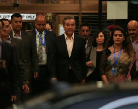 Leaders: Wang's meetings focused on anticipated visit by President Xi