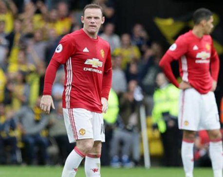 Wayne Rooney's place not sacrosanct, says Jose Mourinho