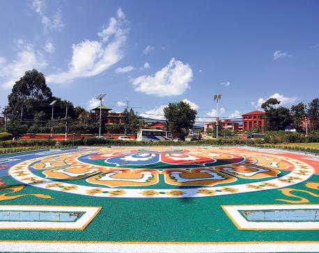 Kathmandu ready for Xi Visit