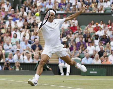 Federer, Djokovic, Nadal, Murray head to Week 2 at Wimbledon