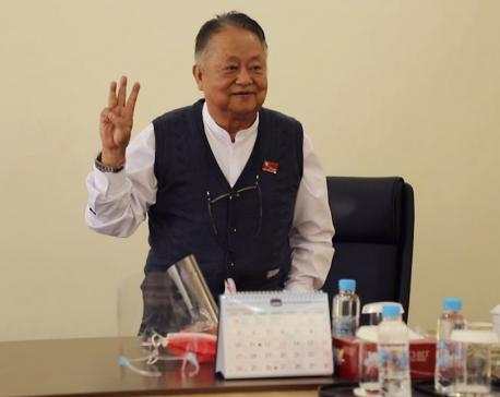 Myanmar junta arrests senior member of ousted ruling party
