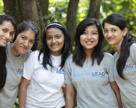 Helping women re-envision a better Nepal: Women LEAD Nepal