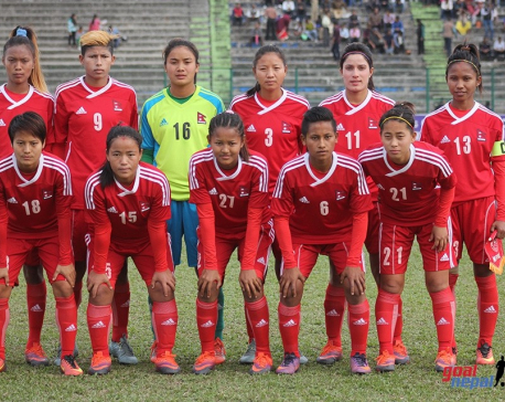Six new players picked for Nepal's National Women Football Team
