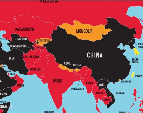 COVID-19 pandemic severely undermined press freedom in South Asia