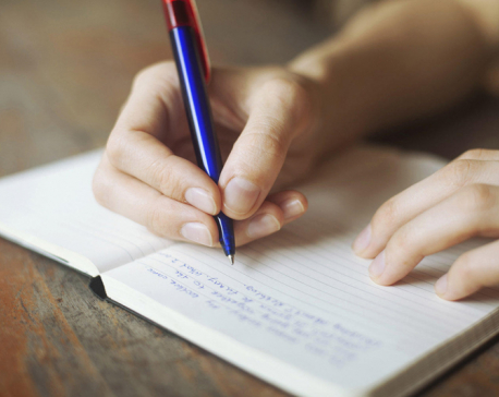 I write because writing is power!