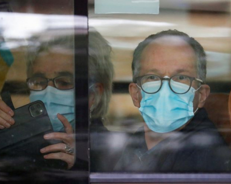 WHO team probing coronavirus origins in China's Wuhan leaves quarantine
