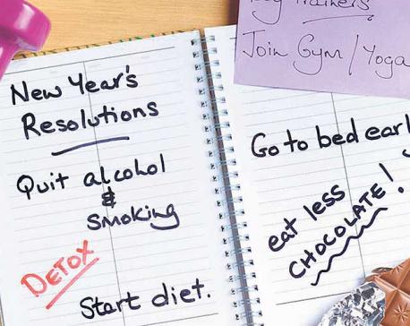 Resolution season